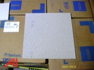 Pallets of Different Floor and Wall Tiles
