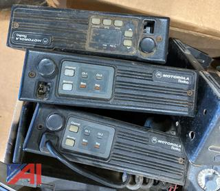 Various Old 2 Way Radios