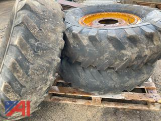 Caterpillar 140G Tires 14.00-24