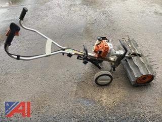 Stihl MM55C Power Broom