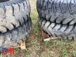14.00-24 Tires & Rims