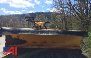 9' Fisher Plow