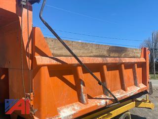 14 Yard Dump Box