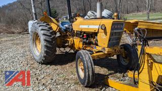 Ford 4000 Tractor with Allied Front Loader