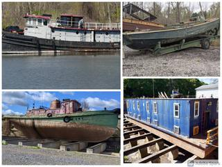 NYS Canal Corp-(4) Vessels, Multiple Locations-NY #24755