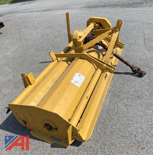"70"" Alamo Flail Mower-Offset PTO"