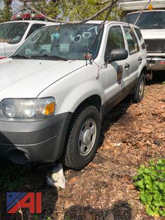 2005 Ford Escape XLS SUV