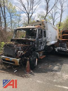2008 Freightliner M2106 Extended Cab Garbage Truck