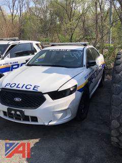 2015 Ford Taurus 4DSD/Police Vehicle