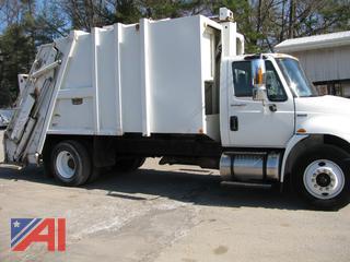 2008 International 4400 20 Yard Packer Truck