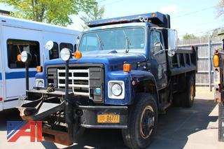 1986 International 1754 Dump Truck