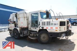 1994 Mobil Sweeper Truck