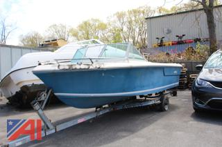 Sportcraft Boat and Trailer