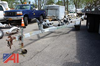 Boat Trailers and Enclosed Trailer for Scrap