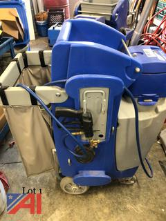 Hillyard Cleaning Companion Machines
