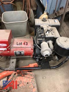 Dayton 4,000 Watt Generator