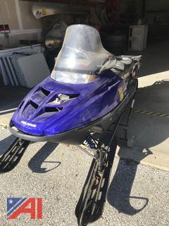 1999 Polaris Indy Snowmobile