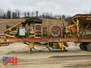 CEC MS 30x20 Portable Jaw Crusher