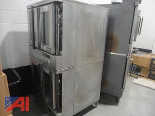 Blodgett Dual Stainless Steel Convection Ovens
