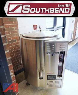 2018 Southbend Steam Kettle - Like New
