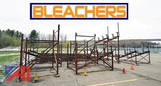 Unassembled Bleacher Structures
