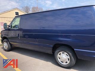 2011 Ford E150 Cargo Van