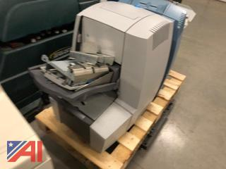 Pitney Bowes DI600 Folder Inserter