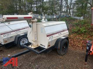 2006 Amida Light Tower/Generator