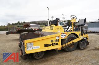 2001 Blaw Knox PF150 Paver/6004