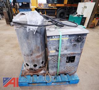Karcher Hot Pressure Washer