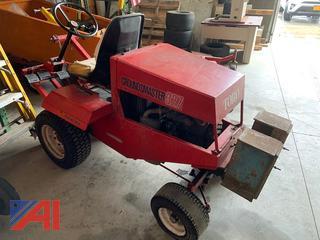 Toro 327 Groundsmaster Mower