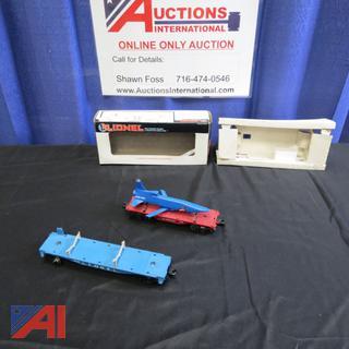 Cruise Missile Car and Sub Car