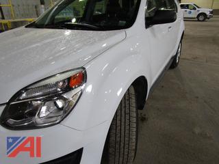 2017 Chevy Equinox LS SUV