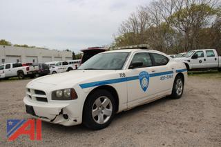 2008 Dodge Charger 4DSD/Emergency Vehicle