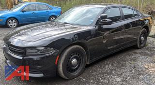 2016 Dodge Charger 4DSD Police Vehicle