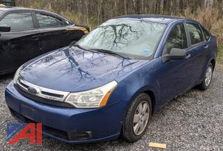 *Lot Updated* 2009 Ford Focus 4DSD