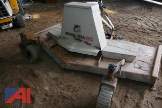 (#2) Woods RM 90-2 7' Rear-mount Finish Mower