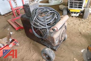 (#4) Miller AC Power and Welding Generator, AEA-200-L