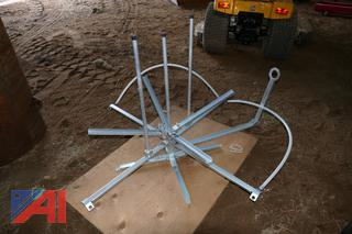 (#10) Hose Stand For Plastic Tubing