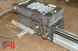 (#13) 2007 LiftMaster MT5011 Medium-Duty Trolley Operator