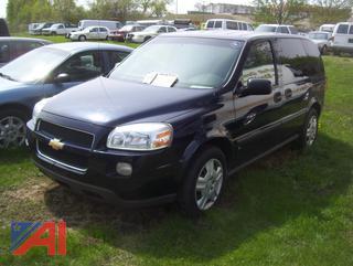 2007 Chevy Uplander LS Van
