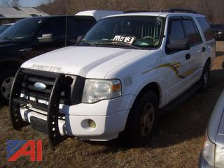 2009 Ford Expedition XLT SUV/Emergency Vehicle