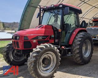 2017 Mahindra M Power 85 Tractor with Cab