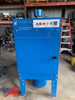 Donaldson DPF Oven