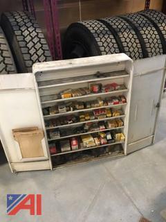 Genuine Parts Cabinet