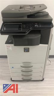Sharp MX-M564 Tabloid-Size Monochrome Laser Multifunction Copier