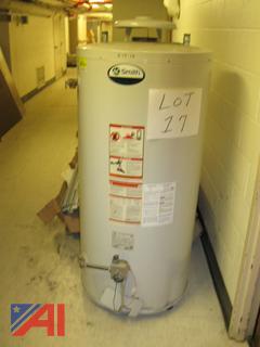AO Smith 75 Gallon Hot Water Tank