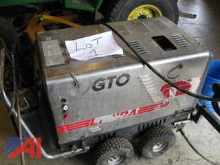 Lando GTO Steam Pressure Washer