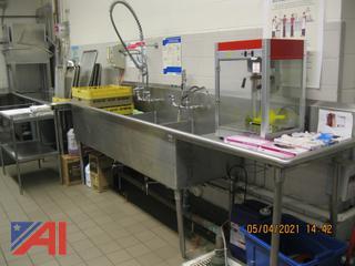 Commercial Kitchen Fixtures