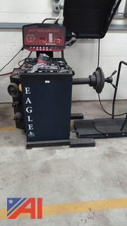 Eagle DST Tire Balancer with Weights